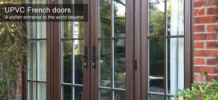 Paxtons upvc french doors saffron walden 01799 527542 for Mismeasured upvc french doors
